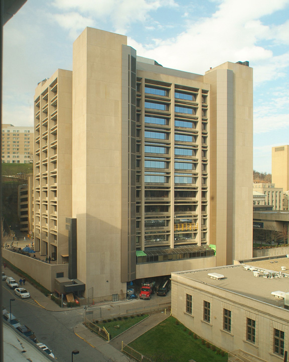 Benedum Hall