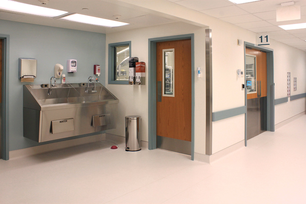 Mon Valley Hospital Operating Room & Linear Accelerator