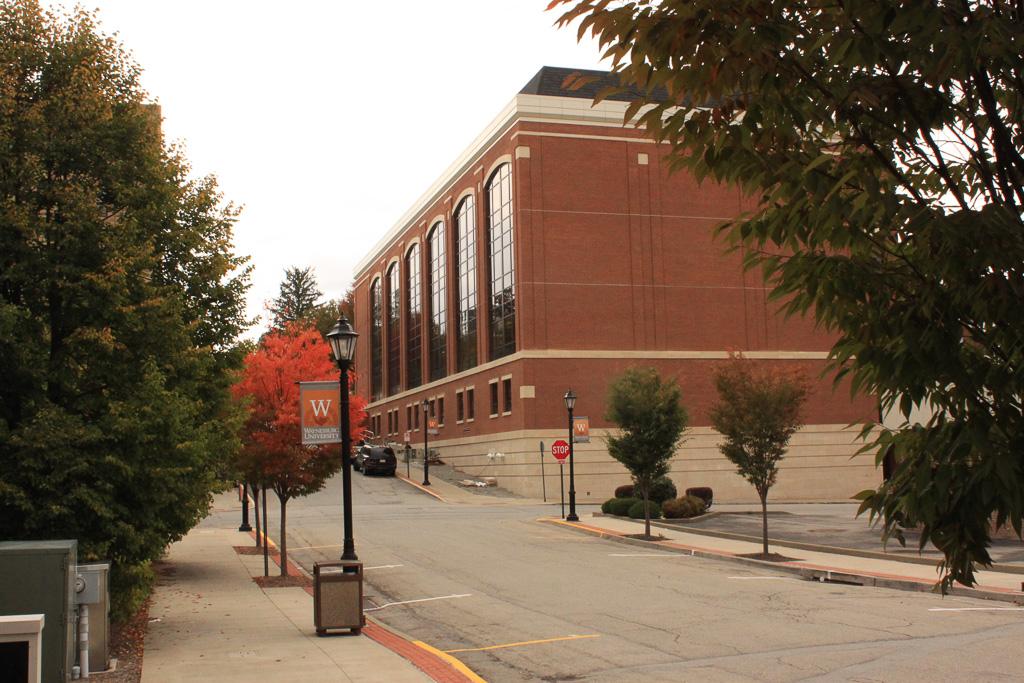 Waynesburg University Stewart Science Center