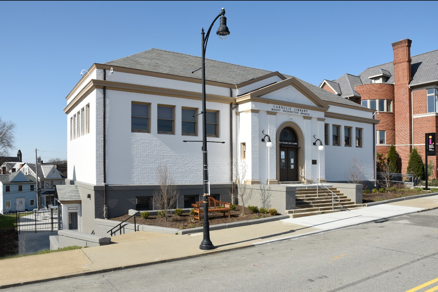 Carnegie Library of Pittsburgh Mt. Washington Branch