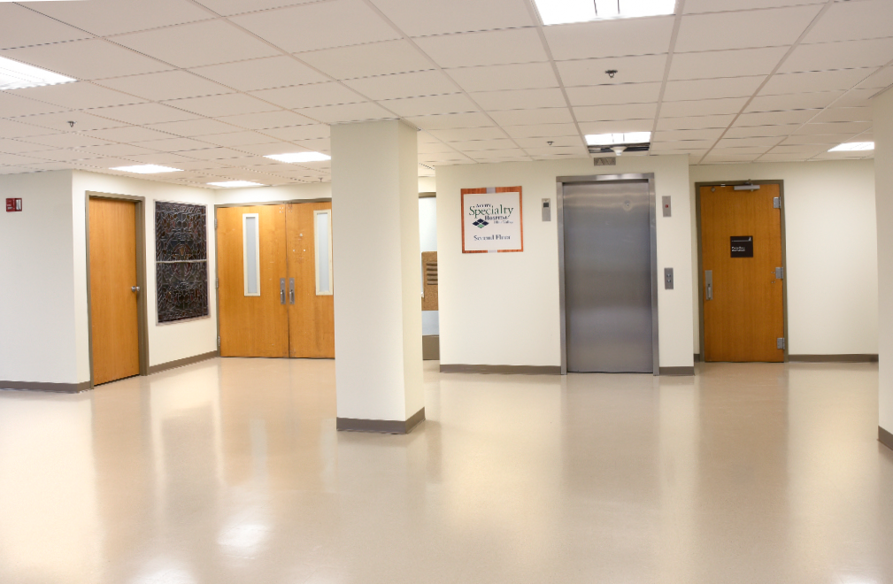 Wheeling Hospital Long Term Acute Care Unit