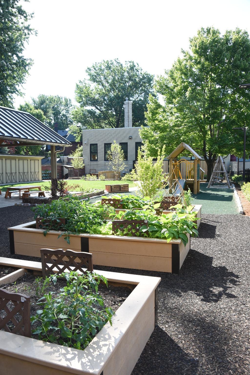 Child Development Center Playground