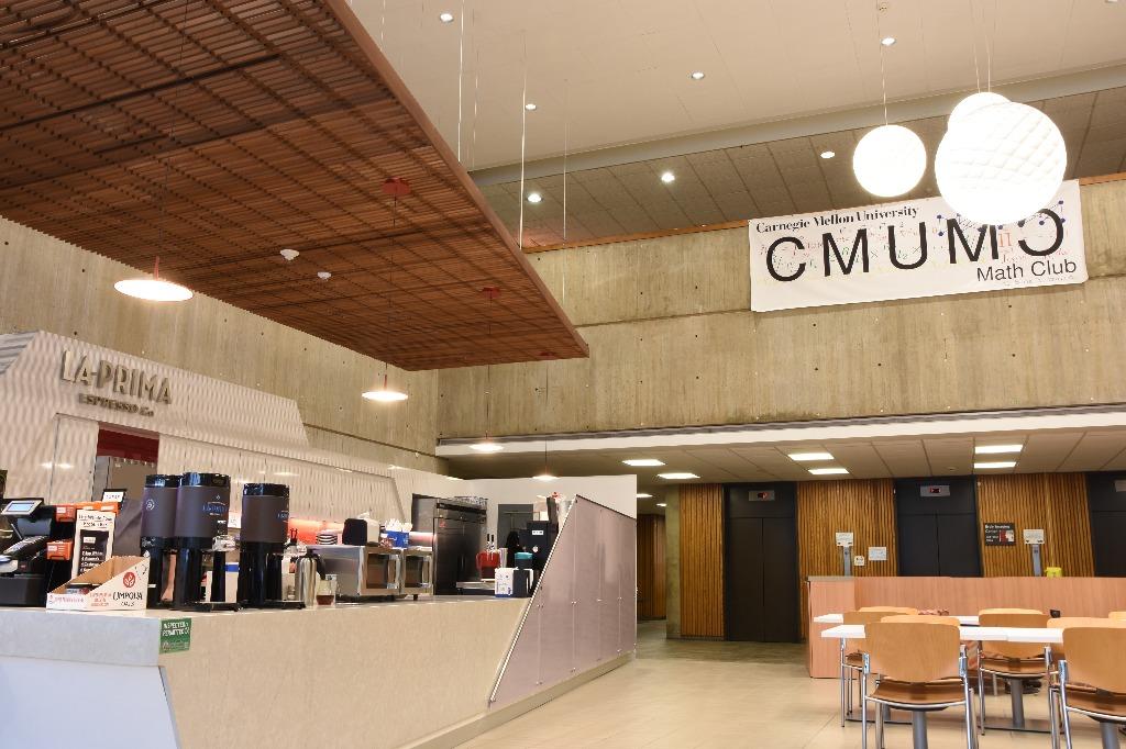 CMU Wean Hall Lobby